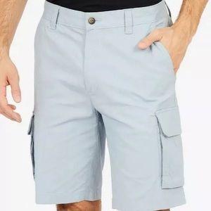 "Nautica Men's 10"" Stretch Ripstop Cargo Shorts"